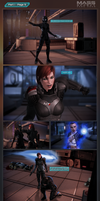Mass Effect: Zero Hour - Part I Page 9 by andersoncathy