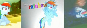 Double Rainbow by grapefruitMEPs