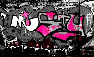 Photo...Graff by m1Sty