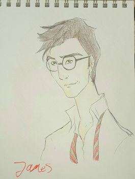 James Potter  by R-I-M-F-009