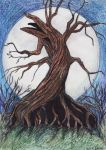 The Tree of the Dead by LauraHelenaRose