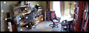 My workspace by PENICKart