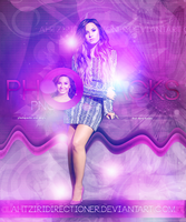 ID Demi Lovato by AHTZIRIDIRECTIONER