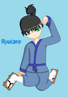 Ryutaro by chaosisters147