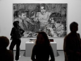 My exhibition by HanibalLecter