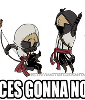 Assassin's Gonna Sass by MattiasMay