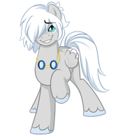 Snow Cap: Front View by Tiny-Roars
