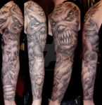 another fun sleeve. by liorcifer666