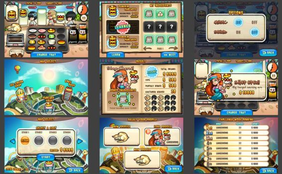 My first iphone game by Langewong