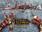 Caitlyn Gun Commission by SuspiciousTumbleweed