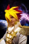 My first photo as Takuto by andrewhitc