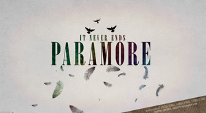 Fly with Paramore by Little--Decoy