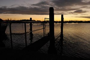Hastings River - evening 1 by wildplaces