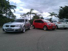 Golf 4,5 e UP! by FuLL95BRA