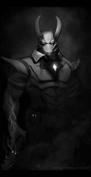 Androxus sketch by TheFearMaster
