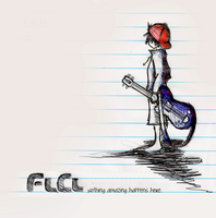 FLCL: Nothing Amazing by sorairo-days