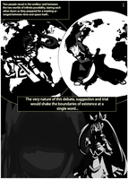 When Worlds Collide Page 1 by One-Mister-Badguy