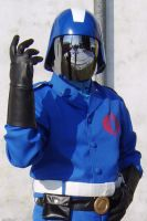 Cobra Commander 2 by FraterSINISTER