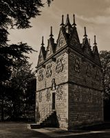Triangular lodge, Northamptonshire by jordansimpson93