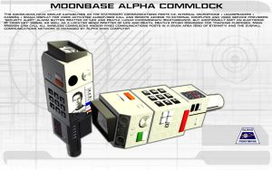 Moonbase Alpha Commlock Tech Readout [new] by unusualsuspex