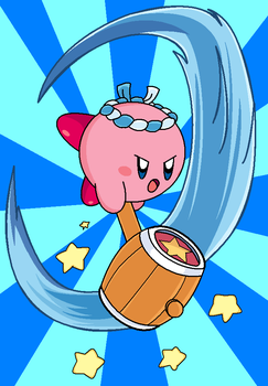 Hammer Kirby by Bbop800