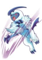 Absol by ObsidianTesseract