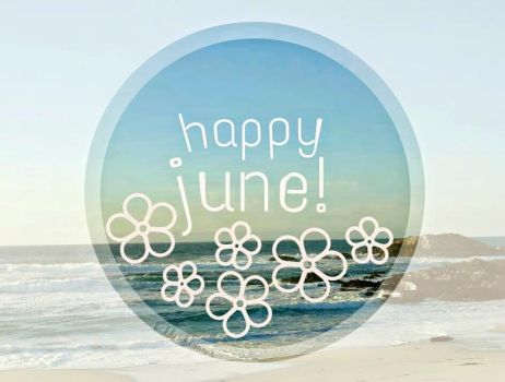 welcome june :) by hiddenblooms