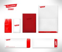 FRONTLINE STATIONERY by AFDROBOY