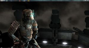 Classic  Dead Space by Wretched--Stare