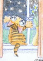 200th watcher winner ACEO for Dreamingrightnow by KingZoidLord
