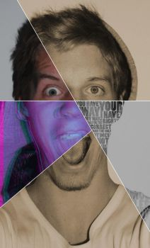 5 Faces by Mollerup