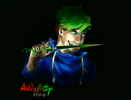 AntiSepticEye Ready by SimplEagle