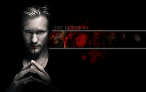 Eric Northman Wallpaper by LouiseDynamite