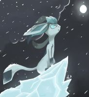 Just one cold, winter night. by FireflyThe5th