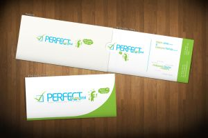 .Perfect - Bussines Card by M4nfr3D