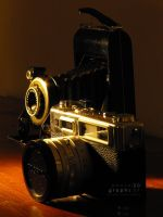 Vintage Cameras by dukesawolf