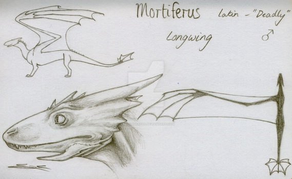 Mortiferus by CSIllustrator