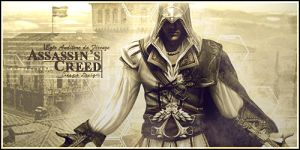 Assassin's Creed Banner by Cre5po