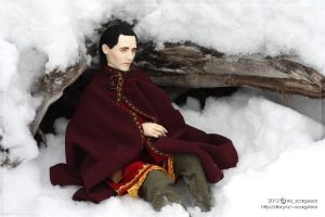Loki the Winter King - 01 by scargeear