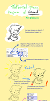 Tutorial lineart SAI by griff-chii