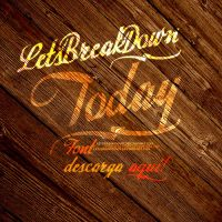 today font by LetsBreakDown
