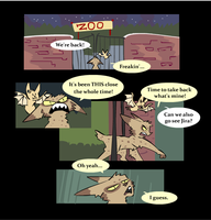 CaF Returns to the Zoo Page 1 by sky665