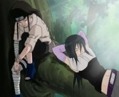 .:Neji and Riki:. by alexpc901