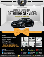 Seven Car Rental's Detailing Services by engtinkham
