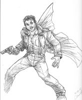 Harkness sketch by ChrisHolm