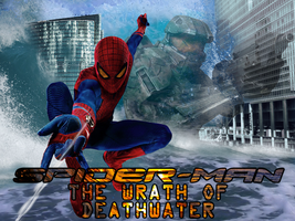 Spider-Man: The Wrath of Deathwater by SecretAgentJonathon
