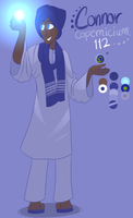Connor Copernicium [Official Reference] by VanadiumValor