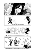 FF7AC comic 1: Holy materia by Firnheledien
