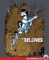 The Belchies T-shirt design by alsnow