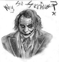 Why so serious? by drwhofreak